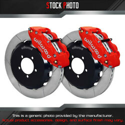 Wilwood Gt Slotted Rotor Forged Narrow Superlite Caliper F Brake For 13 Brz