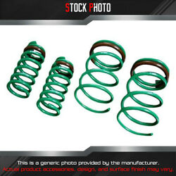 Tein 1.4 X 1 S-tech Front And Rear Lowering Coil Spring Kit For 14-16 Is