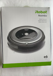 Irobot Roomba E6 Wi-fi Connected Robot Vacuum E6134 Brand New And Sealed