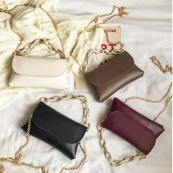 Women Bags Designer Day Evening Clutches Female Chain Mini Crossbody Bag Ladies $21.99