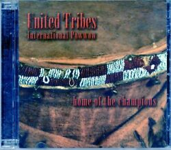 United Tribes International Pow Wow Home Of The Champions 2004 Native American