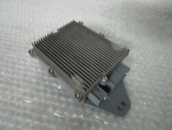 20-21 Indian Chieftain Challenger 2-channel Amplifier Amp Nto