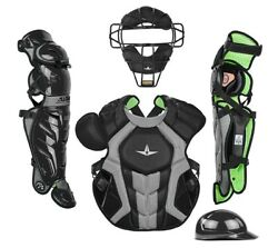 All-star Ckccpro1x-tm System 7 Axis Adult Pro Catchers Set W/ Traditional Mask