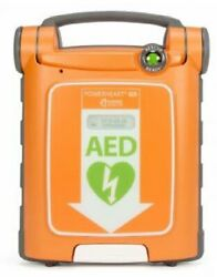 Zoll Cardiaque Science Powerheart G5 Aed Semi Automatique Double Langue