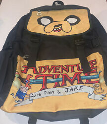 Adventure time Cartoon Network Jake The Dog Backpack quot;HARD TO FINDquot; $62.00