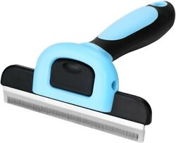 Dog amp; Cat Brush Pet Shedding Hair Trimmer Clipper for Pet Fur Grooming Comb Tool