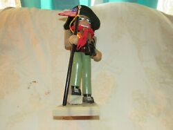 Handmade In Germany The Boy Scout Nutcracker Very Cool And Sturdy