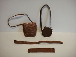 Indian Accessories Johnny West Best Of The West Marx Vintage Lot