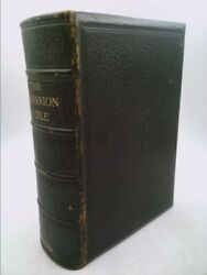 The Companion Bible Being The Authorized Version Of 1611 With The Structures...