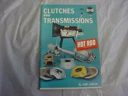 JOHN LAWLOR HOT ROD MAGAZINE CLUTCHES AND TRANSMISSIONS 1962 SPOTLITE S 521 $6.99