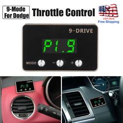 9 Drive Electronic Throttle Controller For Dodge Ram Charger Challenger Jeep