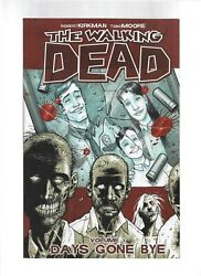 Image Comic Book - The Walking Dead - Trade Paperback Volume 1 Day's Gone By