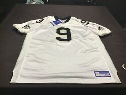 Drew Brees New Orleans Saints Authentic Reebok Jersey New With Tags Size 56