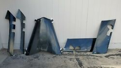 Factory Five Racing 33 Hot Rod Hood Engine Side Covers And Valance