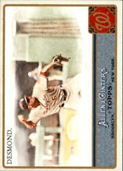 2011 Topps Allen And Ginter Glossy Baseball Card Pick 251-350