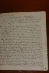18th Century Manuscript By Hungarian Theologian On Assembling A Library