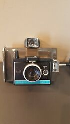 Vintage Polaroid Colorpack Ii 2 Land Camera With Case Nice Condition