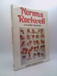 Norman Rockwell A Classic Treasury By Sommer, Robin Langley