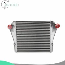 Aluminum Truck Charge Air Cooler For 2008 2009 2010 2011 2012 Volvo Vn Series