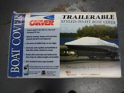 Carver Trailerable Boat Cover 22ft. 74103p