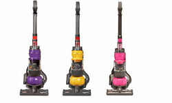 Dyson Ball Toy Kids Vacuum Cleaner Pretend Child Play With Real Suction Casdon