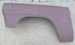 1955 1956 Ford Car Front Left Fender Nos Take-off B6a-16006-a