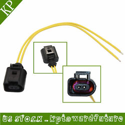 New Outer Ambient Air Temperature Plug Pigtail Wiring Fits Vw Jetta Passat Audi