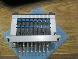 Festo Model Cpv14-vi-p8-1/8-b Assembly With 8 161 362n402 And More
