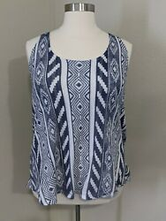 Maurices Women#x27;s Tank Top Tunic Size 3XL Plus $10.00
