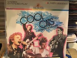 Cool Cats 25 Years At Rock N. Roll Style Laserdisc Stereo Extended Play