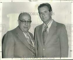1973 Press Photo New leaders of Real Estate Board of New Orleans Incorporated