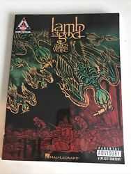 Lamb Of God - Ashes Of The Wake By Lamb Of God Paperback Guitar Music Guide