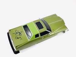 Snoop Dogg Signed 1974 Cadillac Deville Shell From Radio Controlled Car Hip Hop