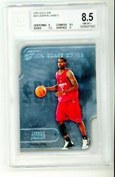 2003/04 Flair Fleer Lebron James Rc Rookie 94 Class Of And03903 Base Bgs 8.5 /500