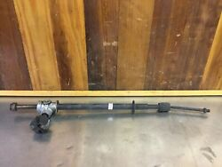 Triumph Tr4 Tr4a Tr250 Tr6 Andbull Original Steering Rack And Pinion. For Parts. T2018