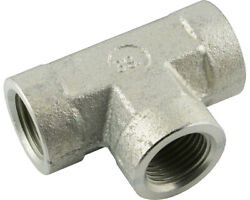 T-pieces With Inner Thread High Pressure Hydraulikfittinge To 350 Bar Air Water