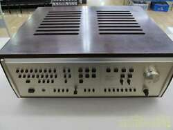 Accuphase Control Amplifier Transistor C-240 Good Condition