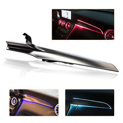 New 12/64 Colors Car Seat Dashboard Ambient Light For 15-19 Mercedes Glc X253