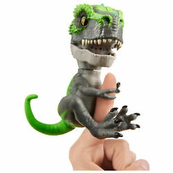 Wowwee 3788fingerlings Untamed Trex Tracker Toy Green