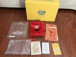 Hobonichi Techo A6 Elmo Sesame Street Cover Pencil Board USA Seller $60.00