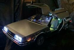 Back To The Future Hot Toys Delorean 1/6 Extreme Beauty First Come