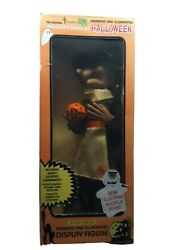 Rare Vintage Telco Motion-ettes Witch Halloween Animated Display Figure 1986