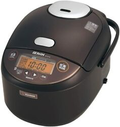 Zojirushi Rice Cooker 1 Sho 10 Go Pressure Ih Type Extremely Cooked Np-zt18-td