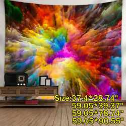 Fantasy Scenery Hippie Tapestry Room Wall Hanging Trippy Tapestries Home amp;!