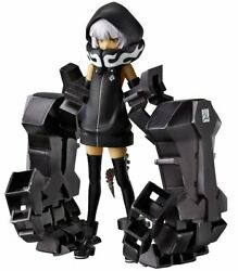 Figma Black Rock Shooter Strength Action Figure Japan With Tracking Max Factory