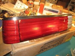1985 - 1989 Dodge Aries Plymouth Reliant Left Tail Light Assembly 4321063