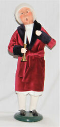 Byers Choice Ebenezer Scrooge New Dickens A Christmas Carol - Free Shipping