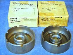 1958-1962 Chevy And Corvette General Motors Transmission Drums Nos
