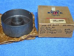 1948-1953 Buick Dynaflow Transmission Hi And Low Brake Drum And Oil Seal Ring Nos