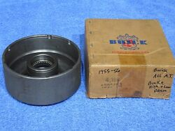 1955-1956 Buick Dynaflow Transmission High Low Brake Drum And Oil Seal Ring Nos